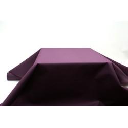 nappe imitation tissu 1,2*10m violet (aubergine)