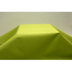 nappe imitation tissu 1,2*10m vert kiwi