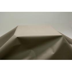 nappe imitation tissu 1,2*25m taupe