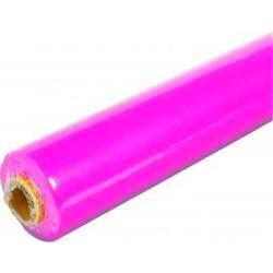 nappe imitation tissu 1,2*10m fuchsia