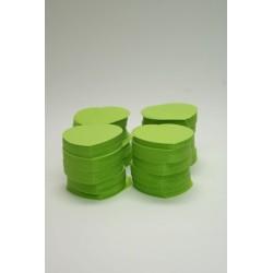 confetti de scène 250g vert anis (tilleul)  (pour 25 personnes)