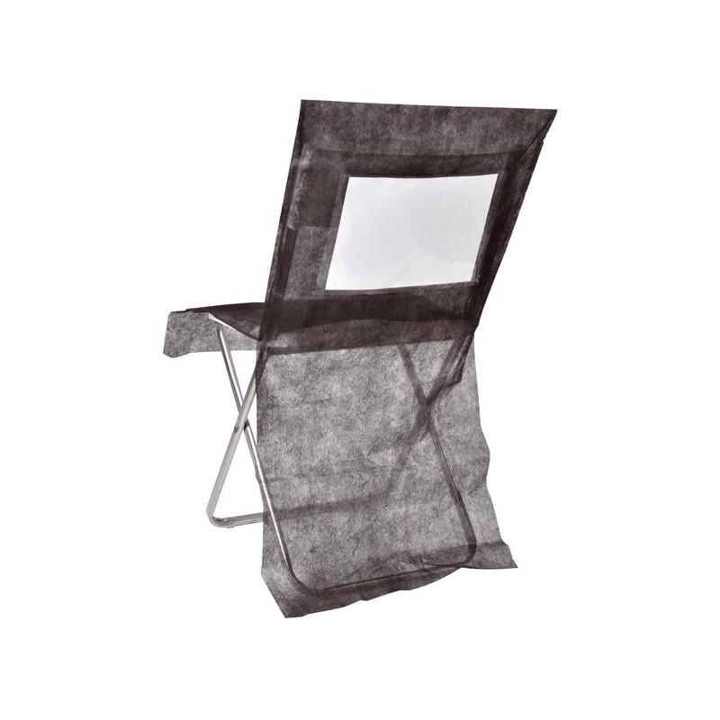 nappage housses de chaise noire les 10 1 polystyr ne. Black Bedroom Furniture Sets. Home Design Ideas