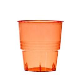 Verrerie : 10 verres rouge 25cl