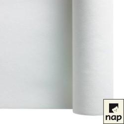 nappe imitation tissu blanc 1,2*10m