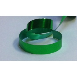 bolduc large 25mm x 68.58 m  vert metal