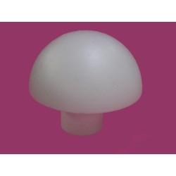 mini champignon 3D : 25cm * 22.5cm