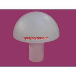 petit champignon 3D : 30cm * 30cm