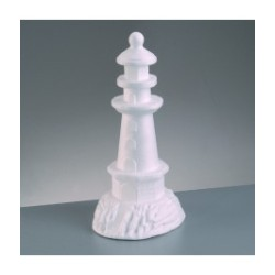 phare en polystyrène
