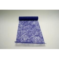nappage : chemin de table 10mx30cm violet