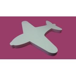Avion en polystyrène 450x450x38mm