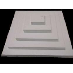 polystyrène : carré 500x500x29
