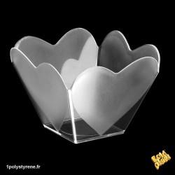500 Coupelle Cupido 6,8cl transparente ref 6045-21