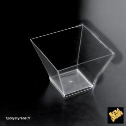 240 Coupelles Medium Pagode 20cl transparente ref 6100-21