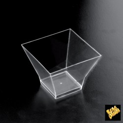 500 Coupelle pagode 15 cl transparente ref 6104-21