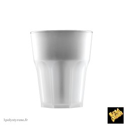 "carton de 96 verres transparent ""mini drink"" 16cl"