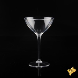 "carton de 48 verres ballon transparent ""bicchiere balloon"" 65cl"