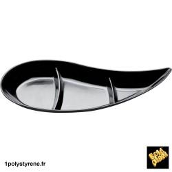 500 Petite Assiette Virgule noire ref 6016-19