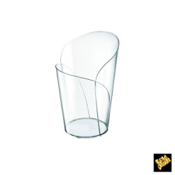 300 Verres Conique Blossom 9cl transparents ref verrine 6043-21