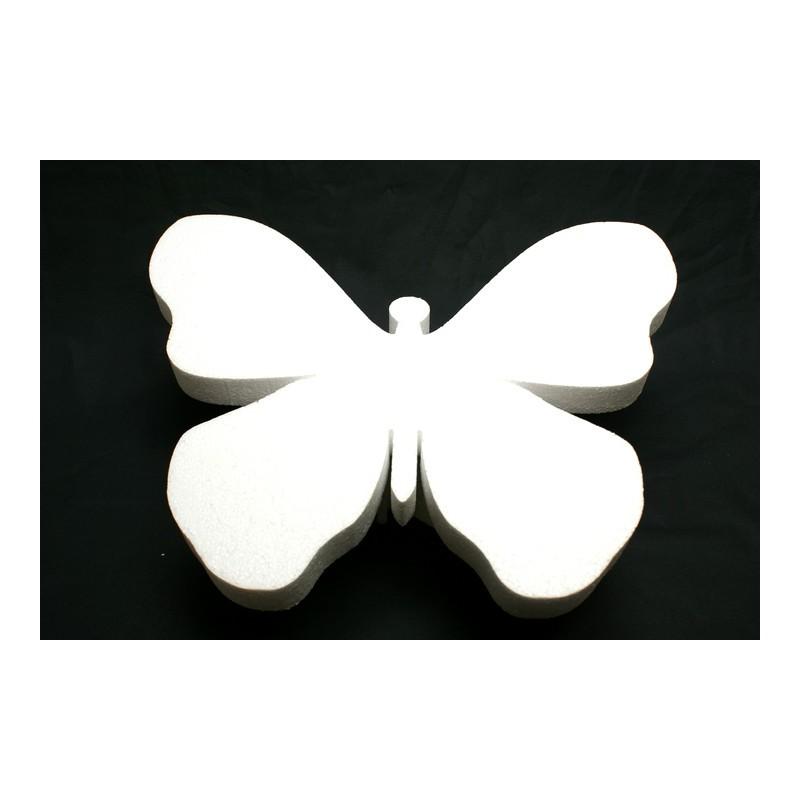 papillon polystyrène : GM