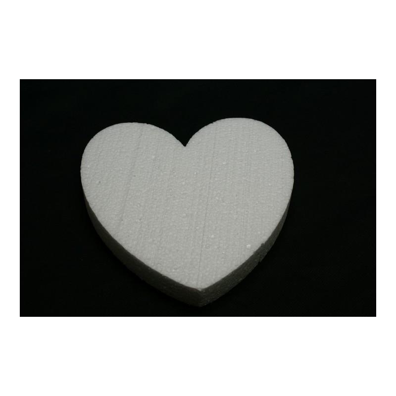 polystyrène : cœur 500x500X29 MM
